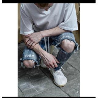 オフホワイト(OFF-WHITE)のoff-white lakenize(デニム/ジーンズ)