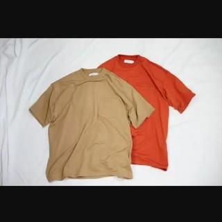 ワンエルディーケーセレクト(1LDK SELECT)のタグあり graphpaper グラフペーパー 半袖 Tシャツ ブリック(Tシャツ/カットソー(半袖/袖なし))