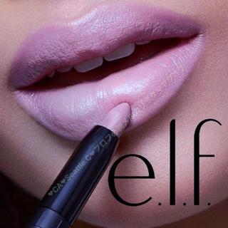 エルフ(elf)の【elf エルフ マット リップカラー】正規品♡ライナーにも使えるクレヨンタイプ(口紅)