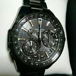 カシオ(CASIO)の未使用 オシアナス ocw g1000b 1AJF(腕時計(アナログ))