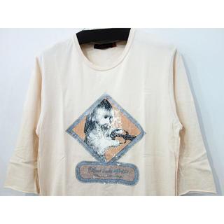 アンダーカバー(UNDERCOVER)の人気 アンダーカバー but beautiful 2 7分袖 Tシャツ 2 M(Tシャツ/カットソー(七分/長袖))
