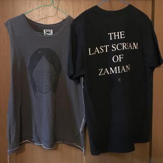 アンダーカバー(UNDERCOVER)のアンダーカバー undercoverism scab期 T期 セット(Tシャツ/カットソー(半袖/袖なし))