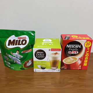 ネスレ(Nestle)のネスカフェ ドルチェグスト セット(コーヒー)