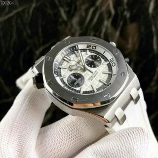 オーデマピゲ(AUDEMARS PIGUET)のオーデマピゲ メンズ腕時計 45mmx14mm クオーツ(腕時計(アナログ))