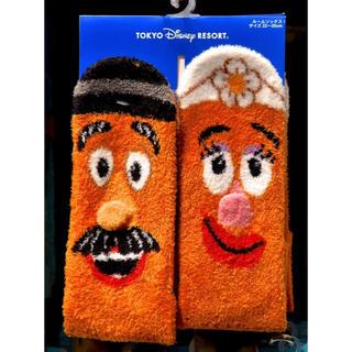 ディズニー(Disney)の【新品未使用】ポテトヘッド 靴下💟(ソックス)