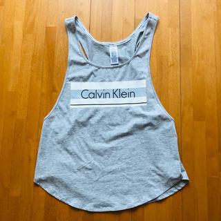 カルバンクライン(Calvin Klein)の新品未使用 カルバンクライン タンクトップ インポート(タンクトップ)