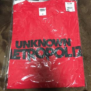 サンダイメジェイソウルブラザーズ(三代目 J Soul Brothers)の三代目j soul brothers ツアーTシャツ Mサイズ(Tシャツ(半袖/袖なし))