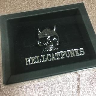 ヘルキャットパンクス(HELLCATPUNKS)のHELLCATPUNKS スカルリング 13号(リング(指輪))