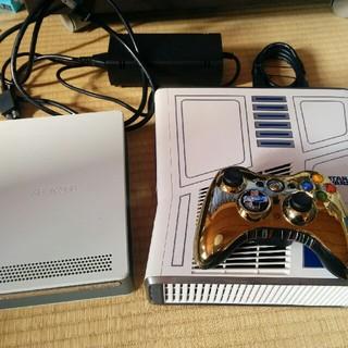 エックスボックス360(Xbox360)の希少Xbox 360 320GB  スター・ウォーズ リミテッド エディション (家庭用ゲーム本体)