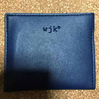 ダブルジェーケー(wjk)のwjk ダブルジェーケー 財布(折り財布)