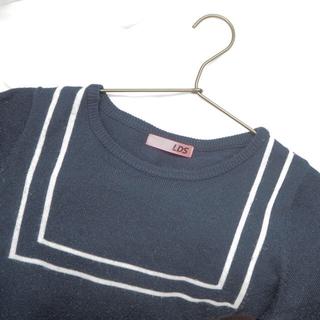エルディーエス(LDS)のLDS セーラー服セーター (ニット/セーター)
