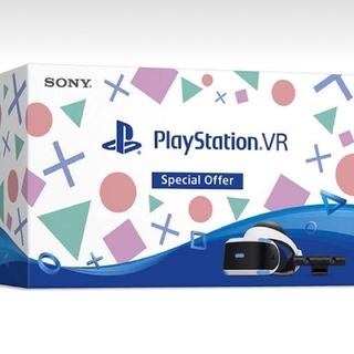 プレイステーションヴィーアール(PlayStation VR)の新品 PS VR Special Offer (家庭用ゲーム本体)