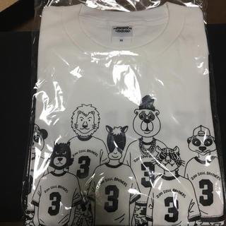 サンダイメジェイソウルブラザーズ(三代目 J Soul Brothers)の三代目j soul brothers Tシャツ Mサイズ(Tシャツ(半袖/袖なし))