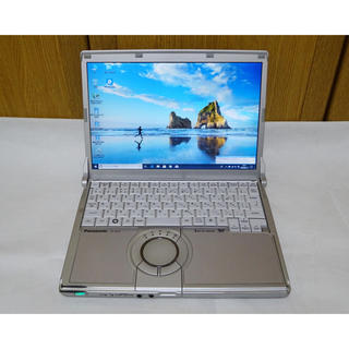 Panasonic - SSD搭載 レッツノート CF-N10 Core i5 Win10 WiFi