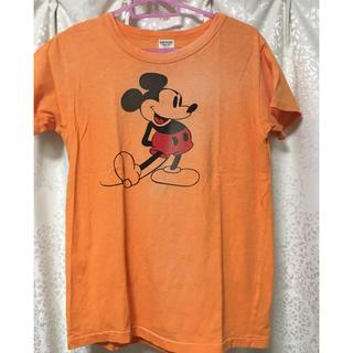 デニムダンガリー(DENIM DUNGAREE)のデニム&ダンガリー  ミッキーTシャツ(Tシャツ/カットソー)