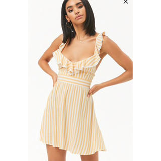 6a1d26df8a87e フォーエバートゥエンティーワン(FOREVER 21)の新品 forever 21 ワンピース(ミニワンピース