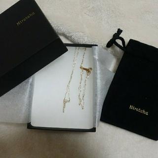 DEUXIEME CLASSE - hirotakaヒロタカ マンハッタンダイヤモンドネックレス