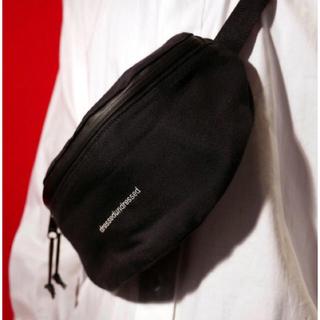 ドレスドアンドレスド(DRESSEDUNDRESSED)のDRESSEDUNDRESSED ロゴ ショルダーバッグ ポーチ ボディバッグ(ショルダーバッグ)