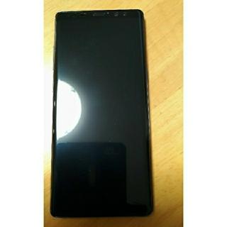 サムスン(SAMSUNG)のgalaxy note8 SM-N9500 256GB(スマートフォン本体)