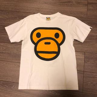 A BATHING APE - APE マイロ 半袖 Tシャツ S エイプ
