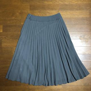 デミルクスビームス(Demi-Luxe BEAMS)のプリーツスカート  ビームス(ひざ丈スカート)