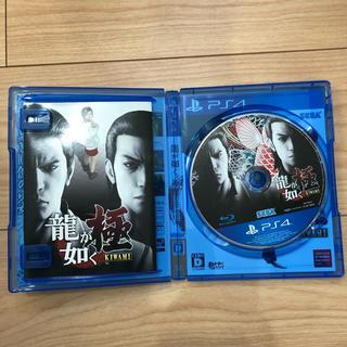 PlayStation4 - 龍が如く 極 ps4 PlayStation4