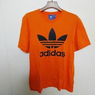 アディダス(adidas)のadidas アディダス ビッグロゴTシャツ(Tシャツ/カットソー(半袖/袖なし))