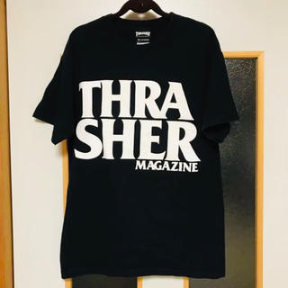 スラッシャー(THRASHER)のアンタイヒーロー風ビッグロゴTシャツ(Tシャツ/カットソー(半袖/袖なし))
