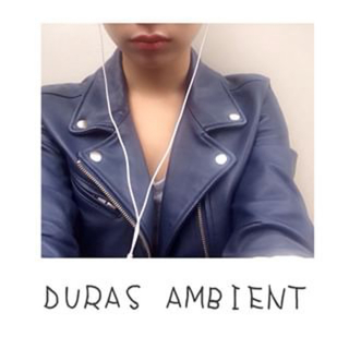 DURAS ambient 本革 ダブルレザーライダースジャケット S ネイビー