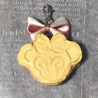 ディズニー(Disney)の最終販売!!ハンドメイド♡シェリーメイ クッキーサンドアイスチャーム .*(キーホルダー/ストラップ)