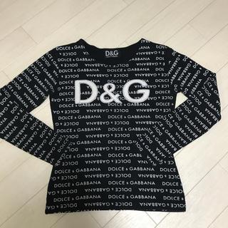 ディーアンドジー(D&G)のD&G カットソー(カットソー(長袖/七分))