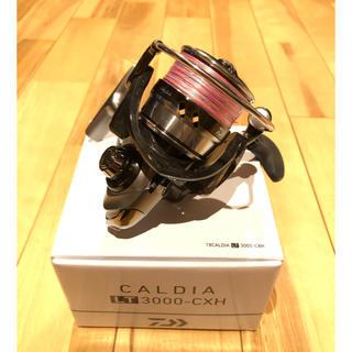 ダイワ(DAIWA)のカルディアLT3000-CXH 美品 最終値下げ(リール)
