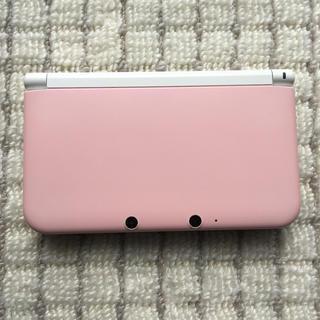 ニンテンドー3DS - 3DS LL ピンク×ホワイト