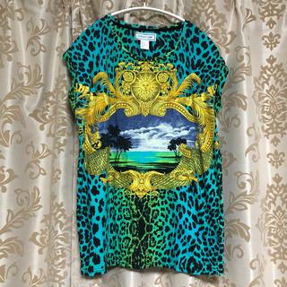 ヴェルサーチ(VERSACE)のヴェルサーチ   H&M コラボ トップス(Tシャツ/カットソー(半袖/袖なし))