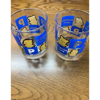 サンリオ(サンリオ)の『新品未使用』ピニームー  グラス 2つセット サンリオ(グラス/カップ)