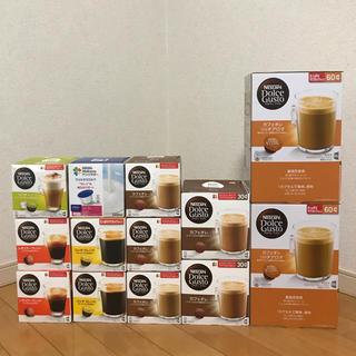 ネスレ(Nestle)のネスカフェ ドルチェグスト カプセルセット(コーヒー)