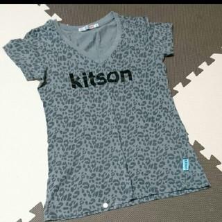 キットソン(KITSON)のTシャツ  ユニクロ  kitson(Tシャツ(半袖/袖なし))