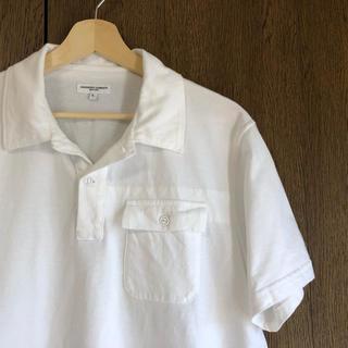 ◆美品◆Engineered Garments ポロシャツ Lサイズ 白色