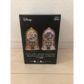 ディズニー(Disney)のスイングドームクロック(置時計)