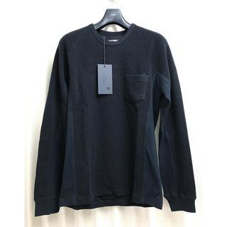 エイケイエム(AKM)の人気レア新品タグ付 AKM LUXE163 ワッフル XL 1piu tfw49(Tシャツ/カットソー(七分/長袖))