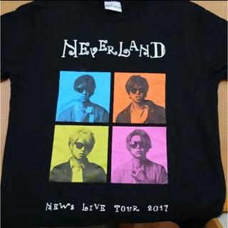 NEWS - NEWS  NEVERLAND Tシャツ