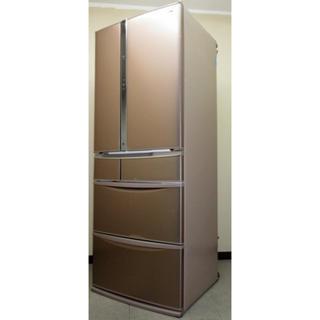 パナソニック(Panasonic)のPanasonic〇全室ナノイー〇6ドア冷蔵庫〇501L(冷蔵庫)