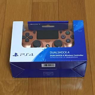 PlayStation4 - 新品未使用 PS4 純正 ワイヤレスコントローラー DUALSHOCK4