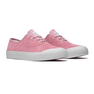 ハフ(HUF)のHUF suède pink(スニーカー)