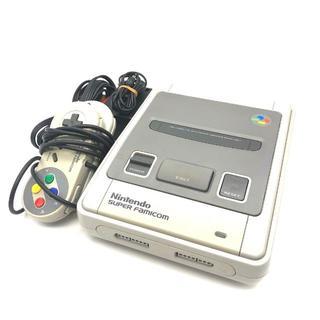 任天堂 - 任天堂 スーパーファミコン 本体 コントローラー セット