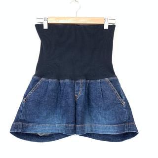 ダブルスタンダードクロージング(DOUBLE STANDARD CLOTHING)のDOUBLE STANDARD CLOTHING ホット パンツ デニム(ショートパンツ)