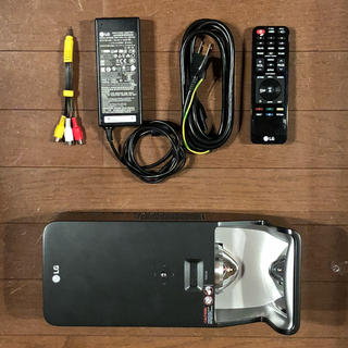 エルジーエレクトロニクス(LG Electronics)のLG PF1000UG 超短焦点プロジェクター(プロジェクター)