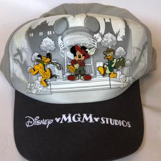 ディズニー(Disney)のDisney MGM STUDIOS ピンバッジ付キャップ(キャップ)