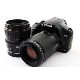 Canon - ✨扱い簡単ビギナーセット✨キャノン CANON Kiss X2