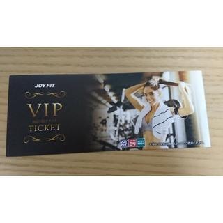 joy fit チケット クーポン ジョイフィット 1枚 ◆ルネサンス 株主優待(フィットネスクラブ)
